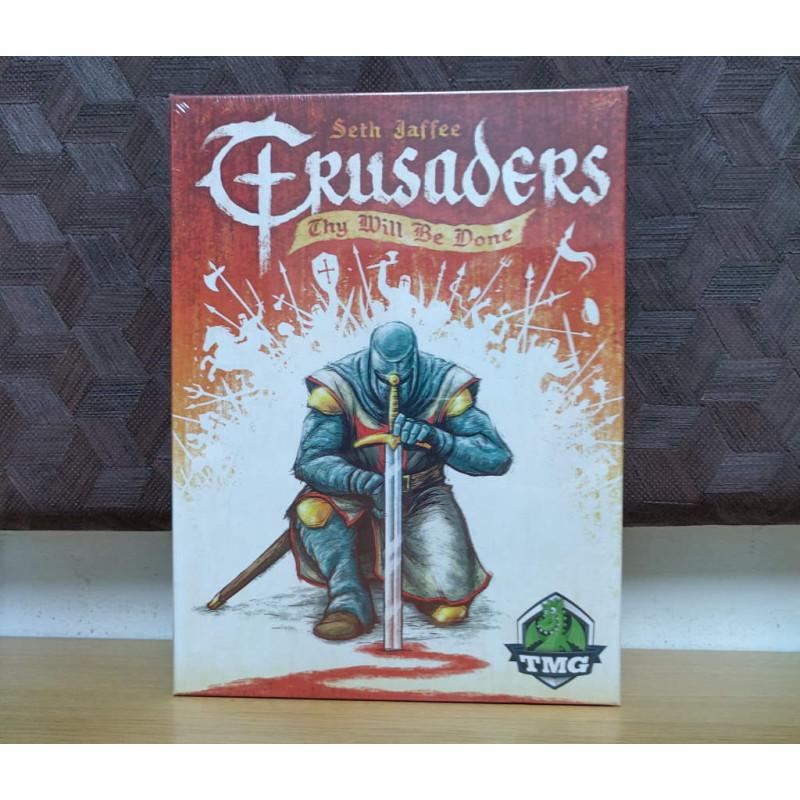 十字軍:祢的祉意 / Crusaders: Thy Will Be Done