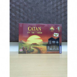 卡坦:基礎+中國版圖 / Catan: Core +...